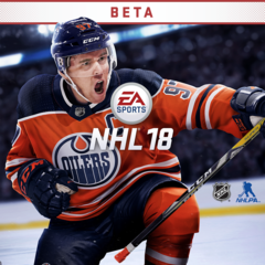 EA SPORTS NHL 18 - Bêta