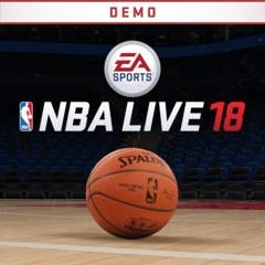 DEMO NBA LIVE18