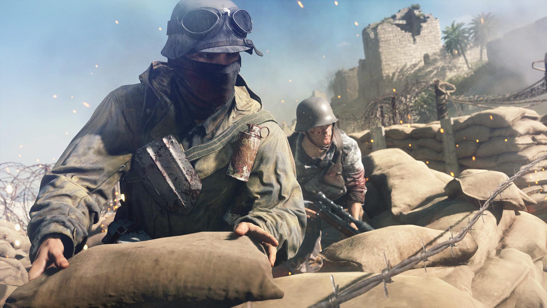 Аренда Battlefield 5 на PlayStation 4