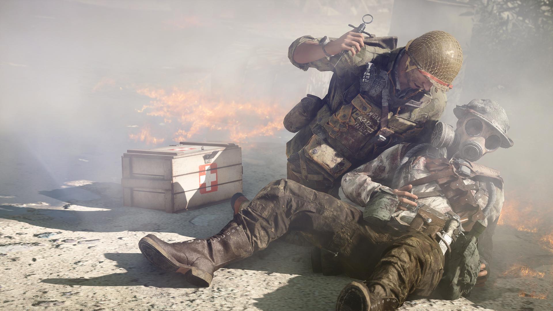 Прокат Battlefield 5 на PS4
