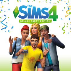 Les�Sims 4�Edition F�te Deluxe