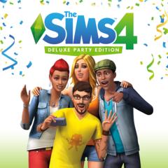 Les Sims 4 Edition Fête Deluxe