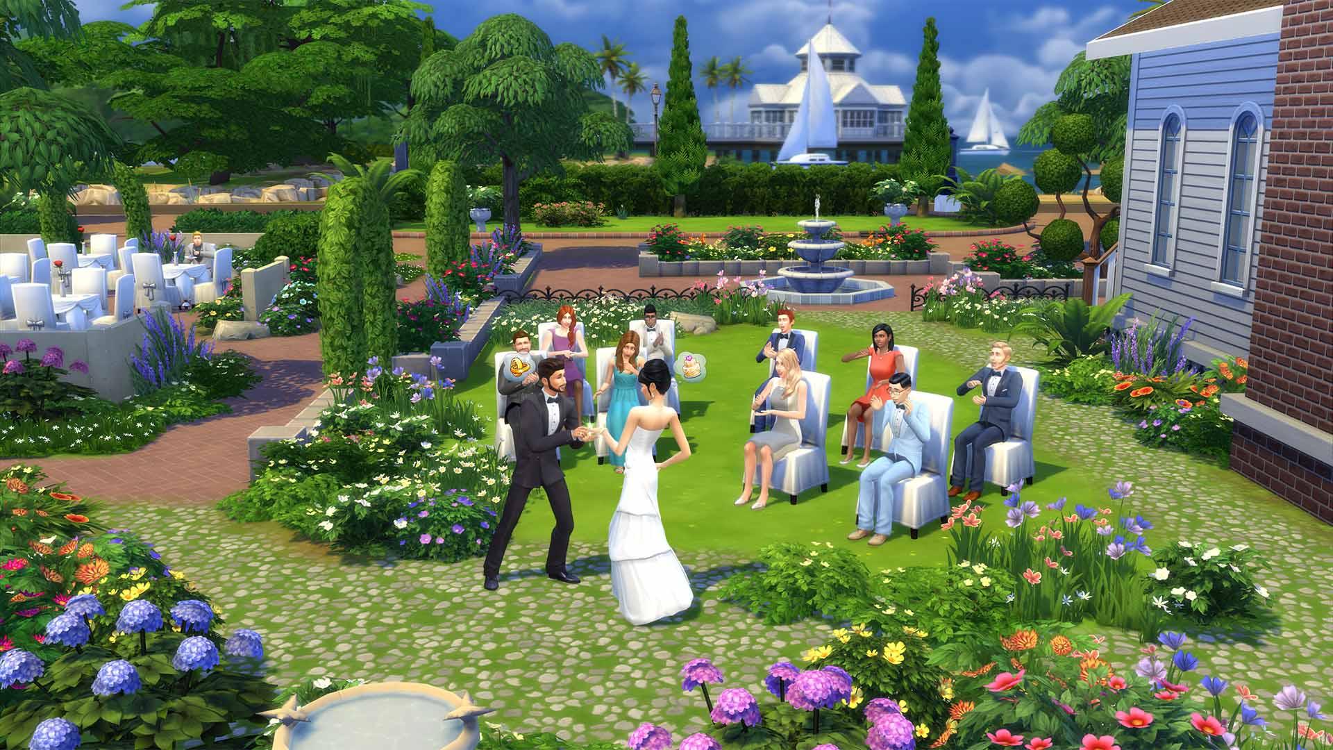 The Sims 4 скриншот 2