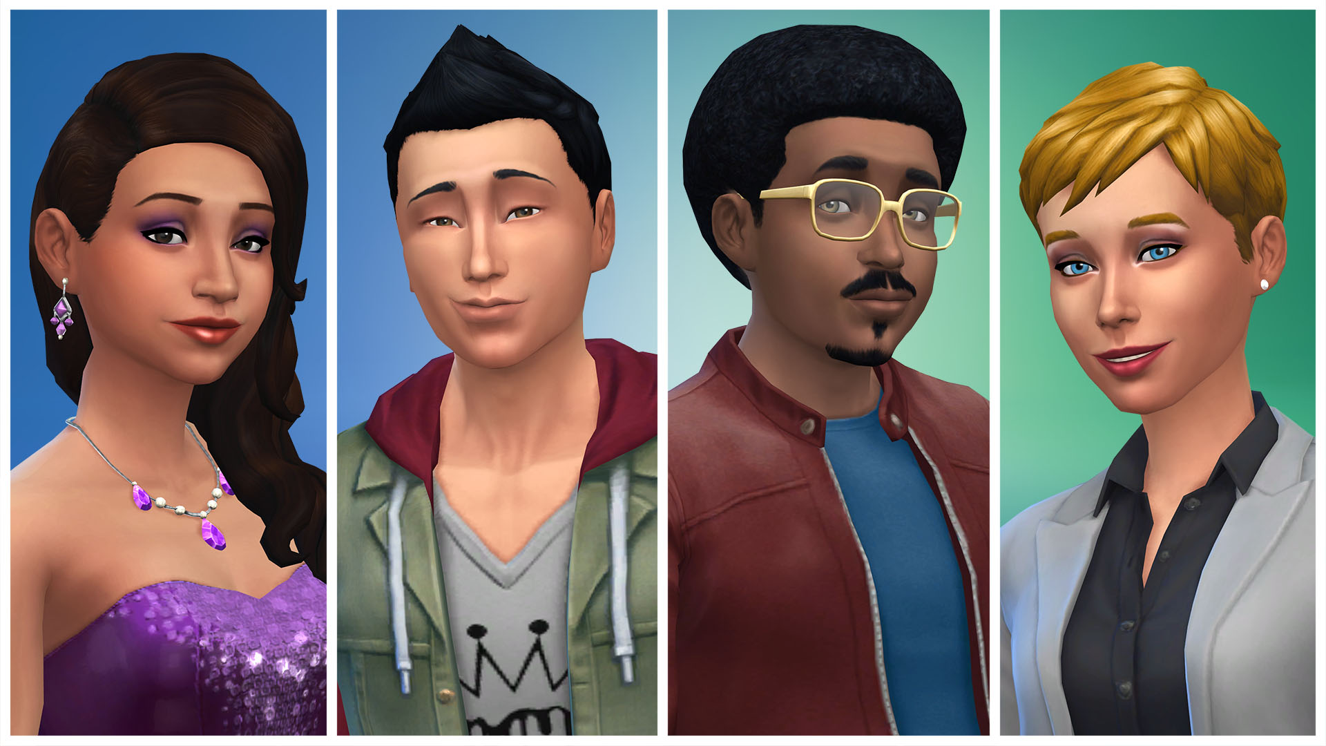 The Sims 4 скриншот 7