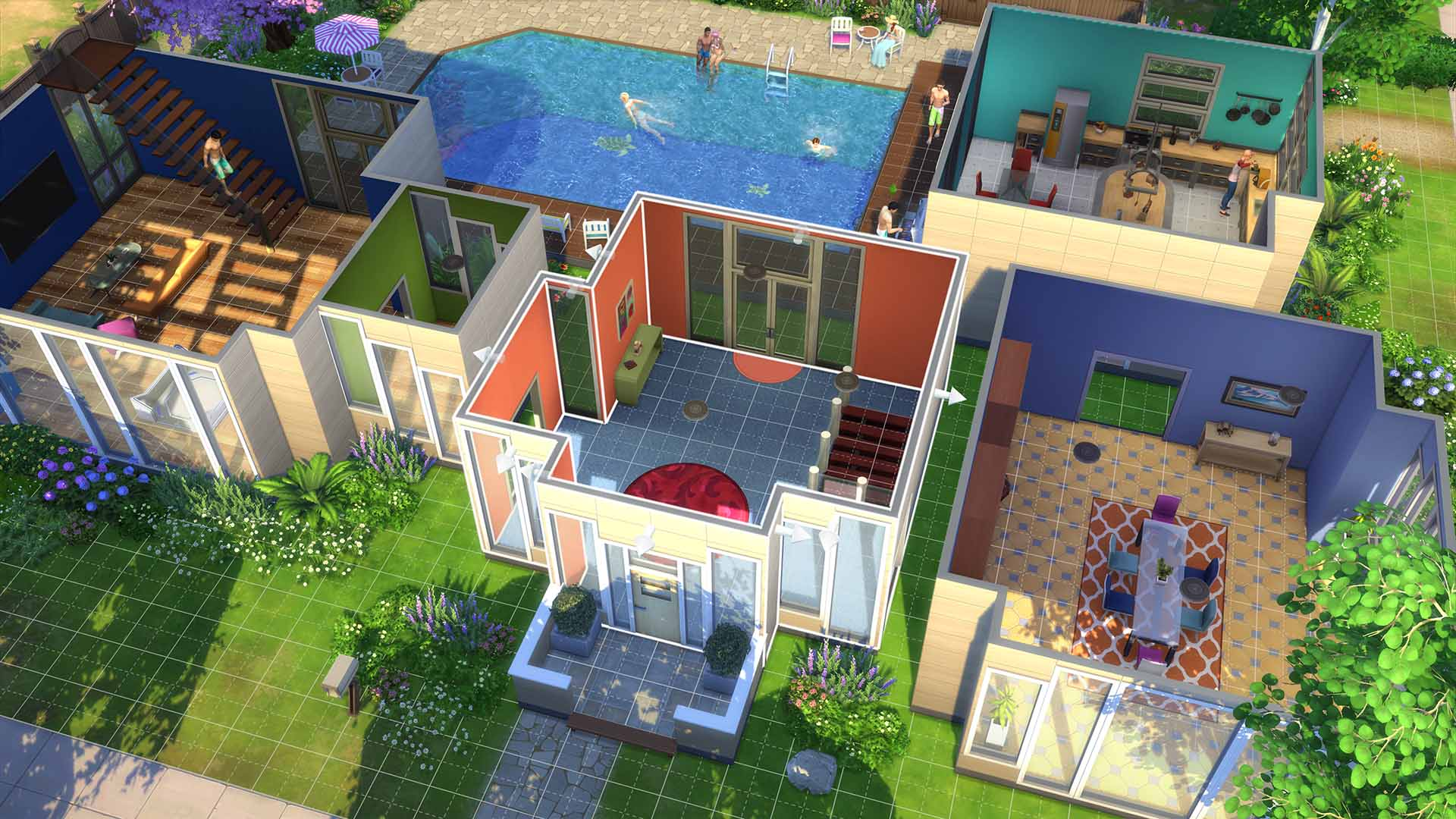 Die sims 4 auf ps4 offizieller playstation store for House building computer programs