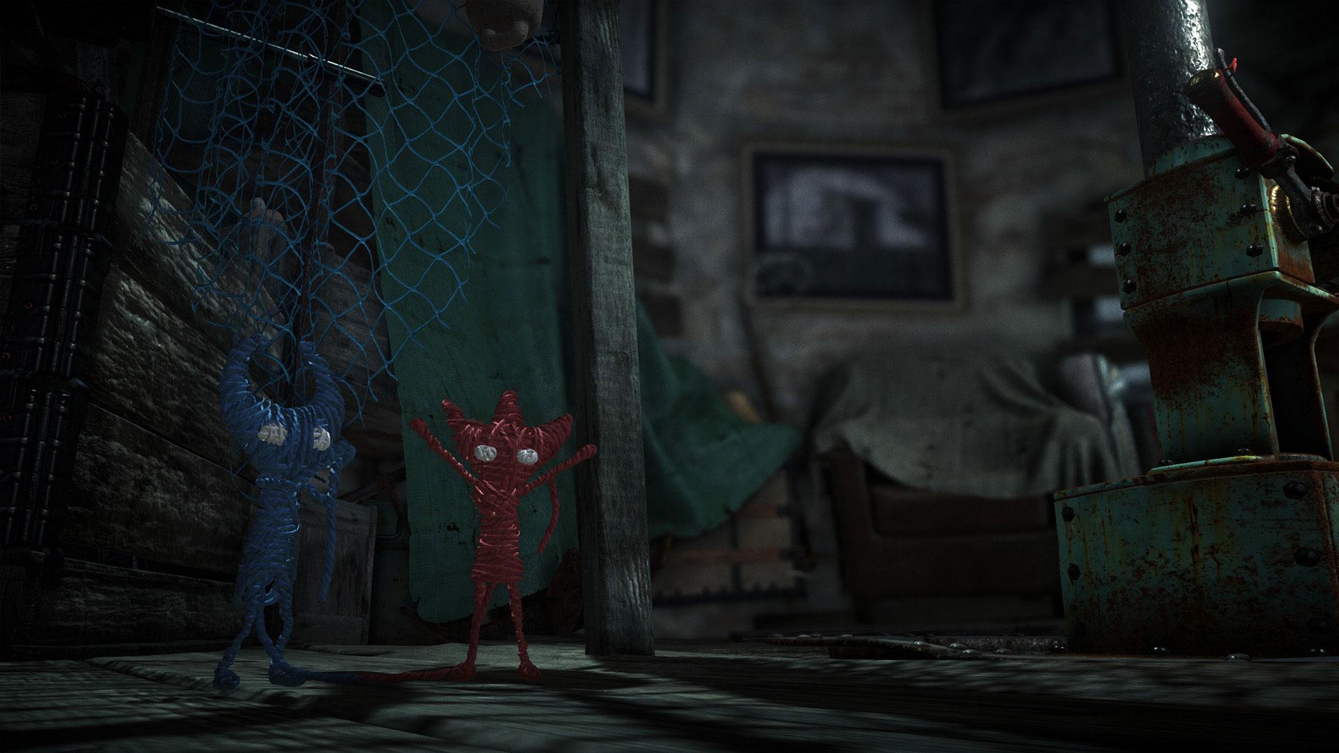 Скриншот №2 к Unravel Two