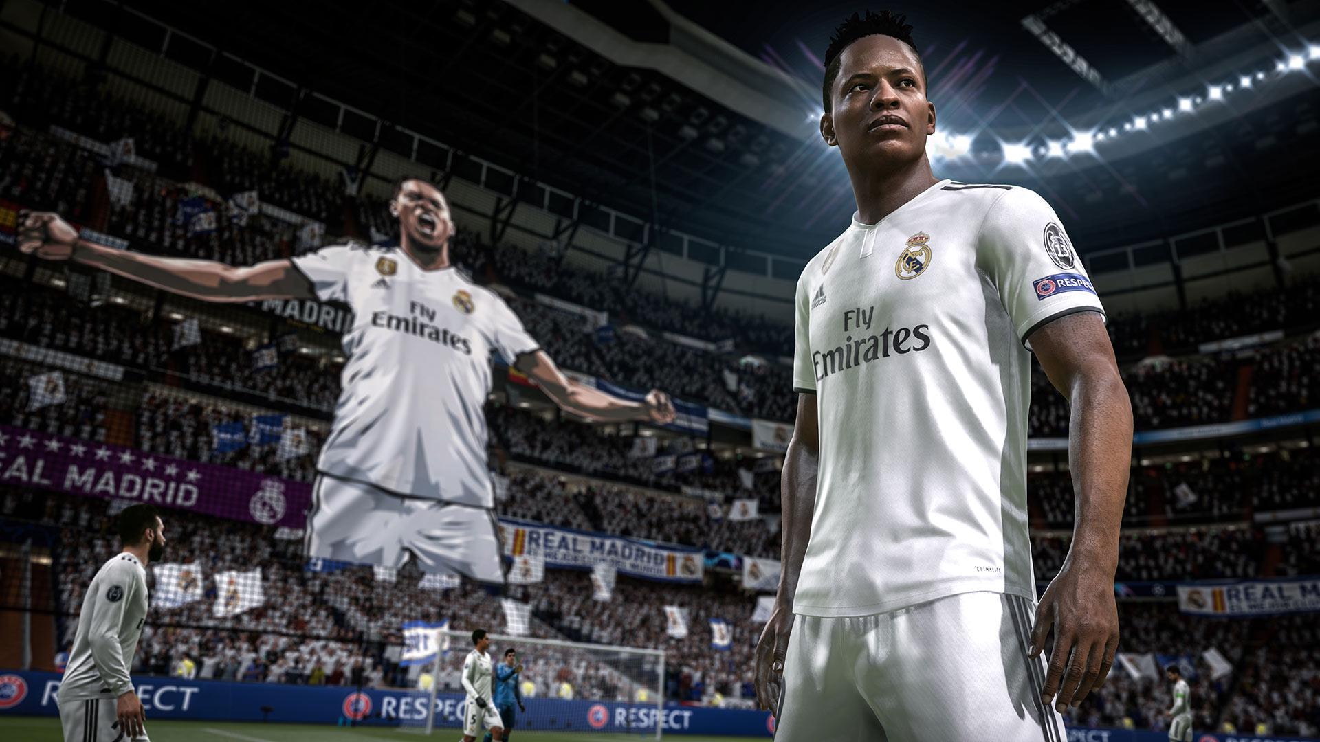 Прокат FIFA 19 на PS4