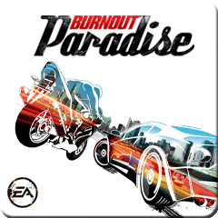 BURNOUT PARADISE PSN