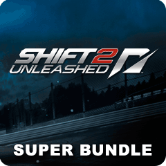 SHIFT 2 UNLEASHED™ -superpak.