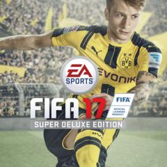 Edição EA SPORTS™ FIFA 17 Super Deluxe