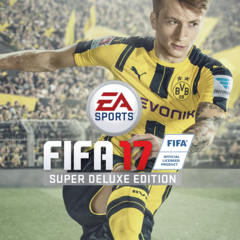 EA SPORTS™ FIFA 17 издание Super Deluxe