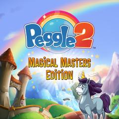 Peggle 2 Magical Masters Edition