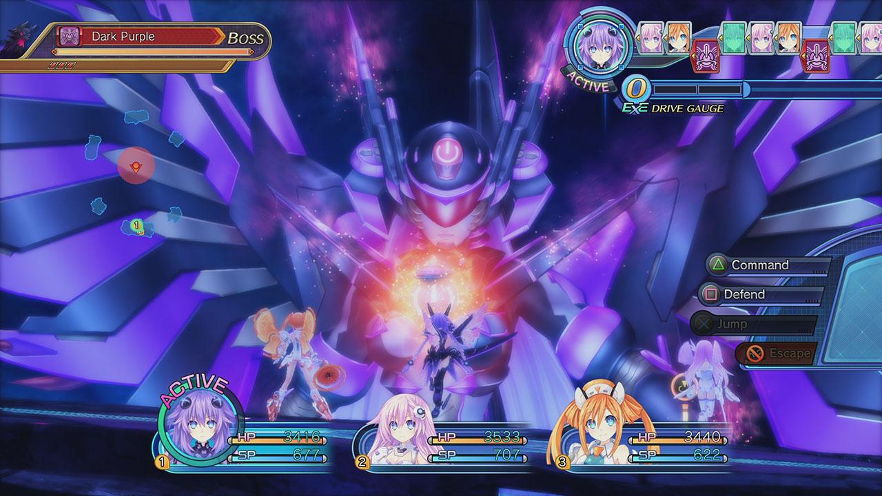 Скриншот №8 к Megadimension Neptunia VII
