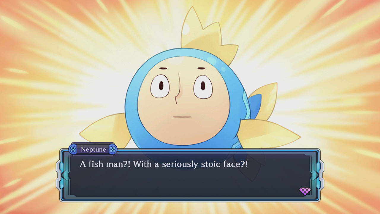 Скриншот №7 к Megadimension Neptunia VII