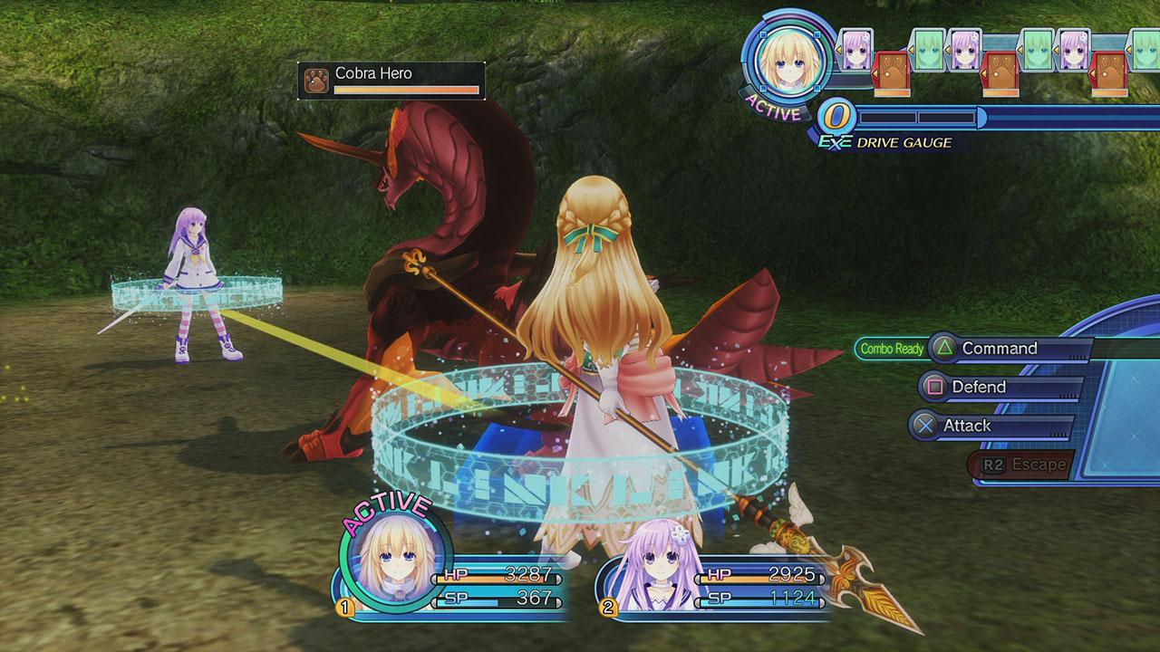 Скриншот №10 к Megadimension Neptunia VII