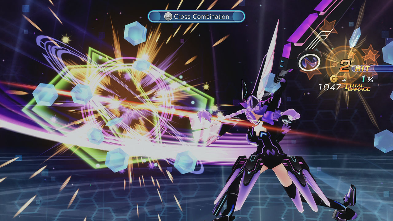 Скриншот №4 к Megadimension Neptunia VII