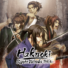 Hakuoki : Kyoto Winds