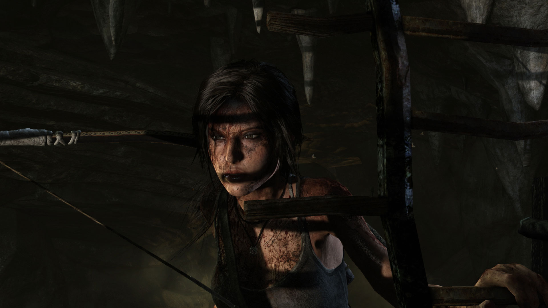 Скриншот №8 к Tomb Raider Definitive Edition