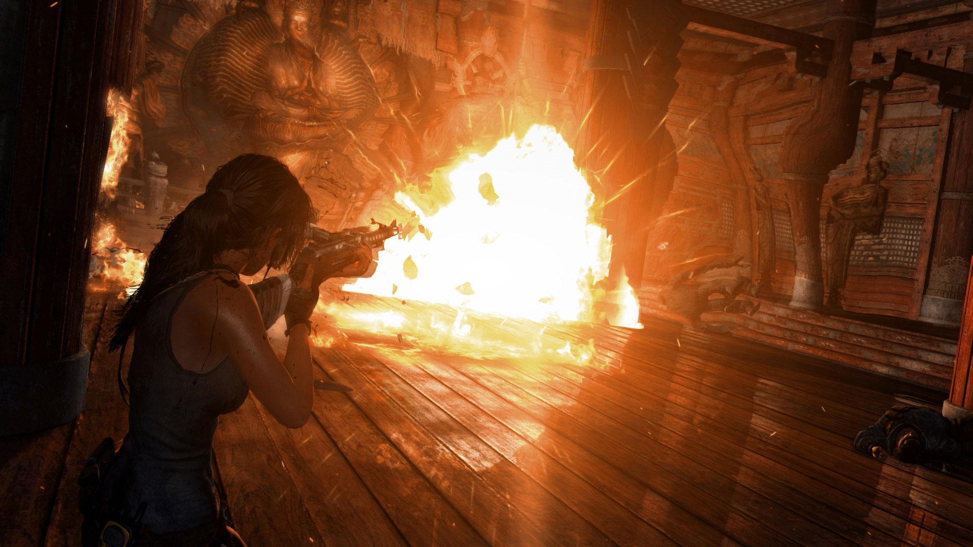 Скриншот №4 к Tomb Raider Definitive Edition