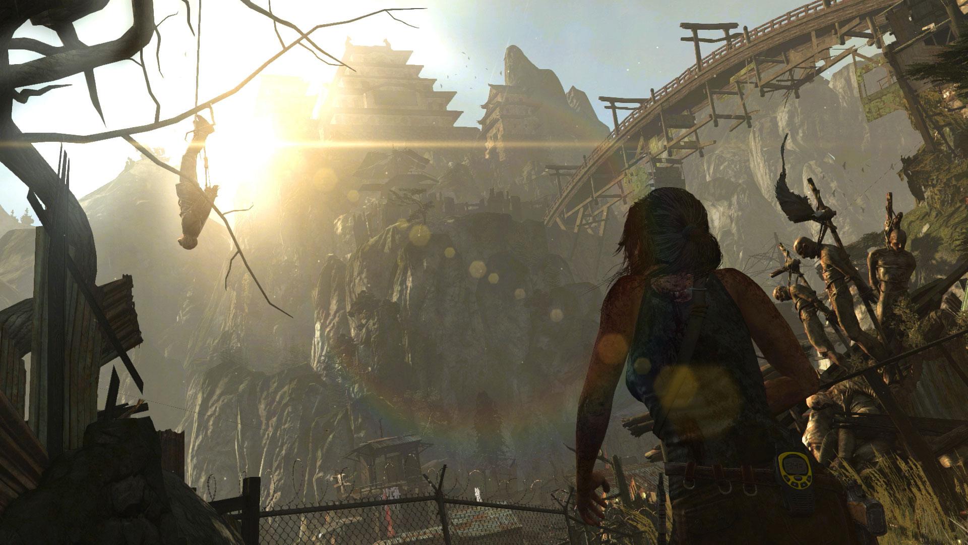 Скриншот №9 к Tomb Raider Definitive Edition