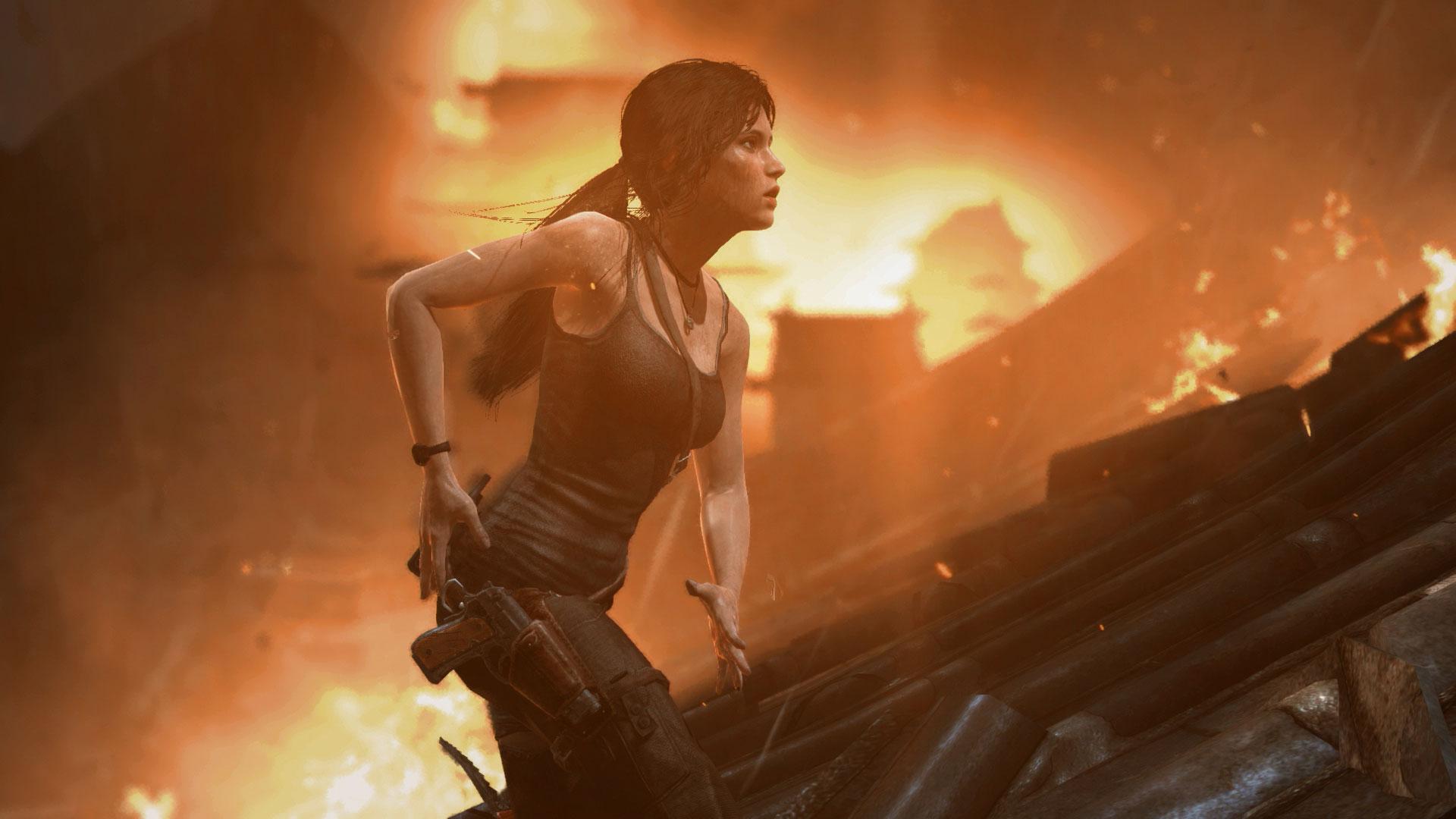 Скриншот №2 к Tomb Raider Definitive Edition