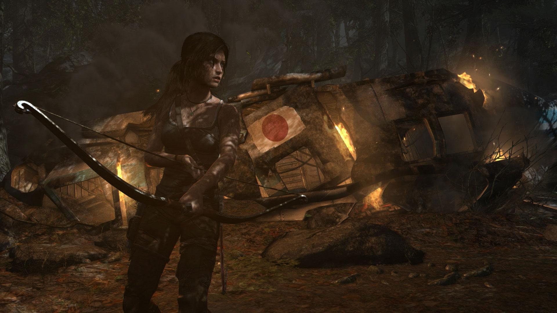 Скриншот №10 к Tomb Raider Definitive Edition
