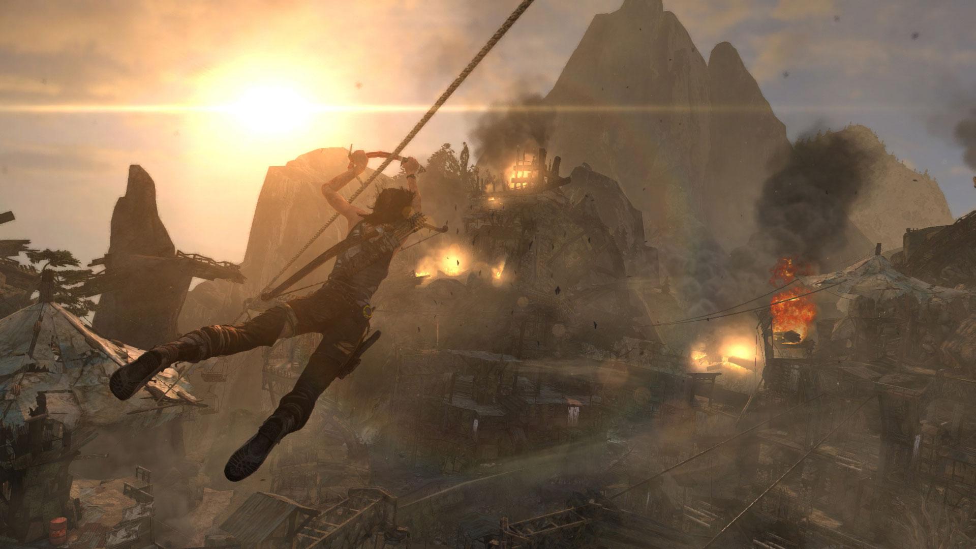 Скриншот №6 к Tomb Raider Definitive Edition