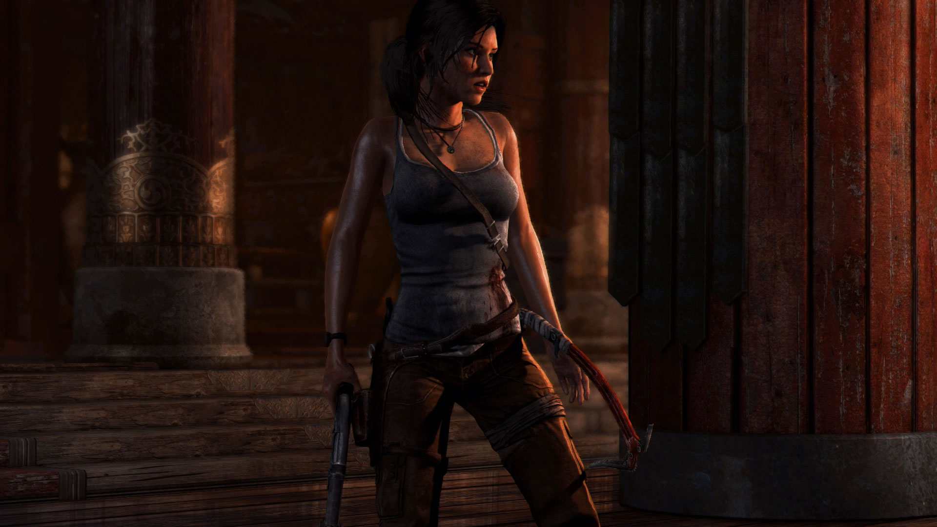Скриншот №5 к Tomb Raider Definitive Edition