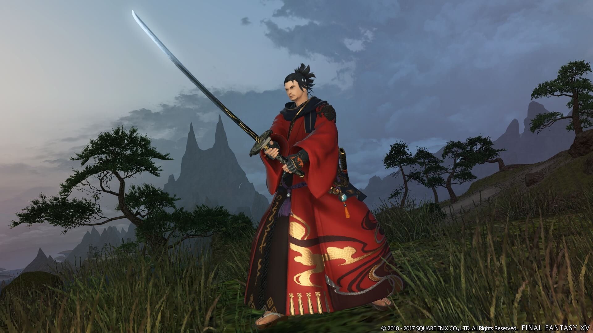 Ffxiv Road To 60 Gone