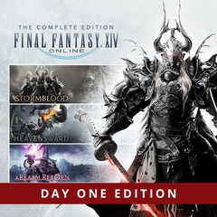 FINAL FANTASY XIV Online Complete Edition (Day One Edition)
