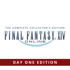 FINAL FANTASY XIV Online Complete Collector's Edition (Day 1)