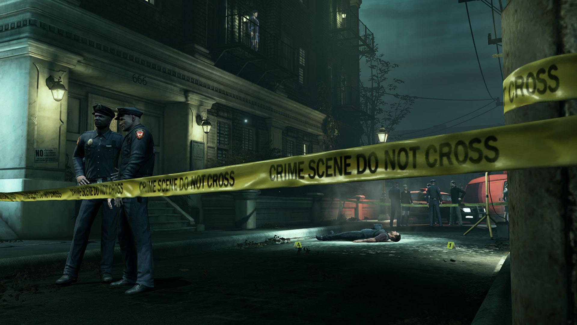 Скриншот №8 к Murdered Soul Suspect