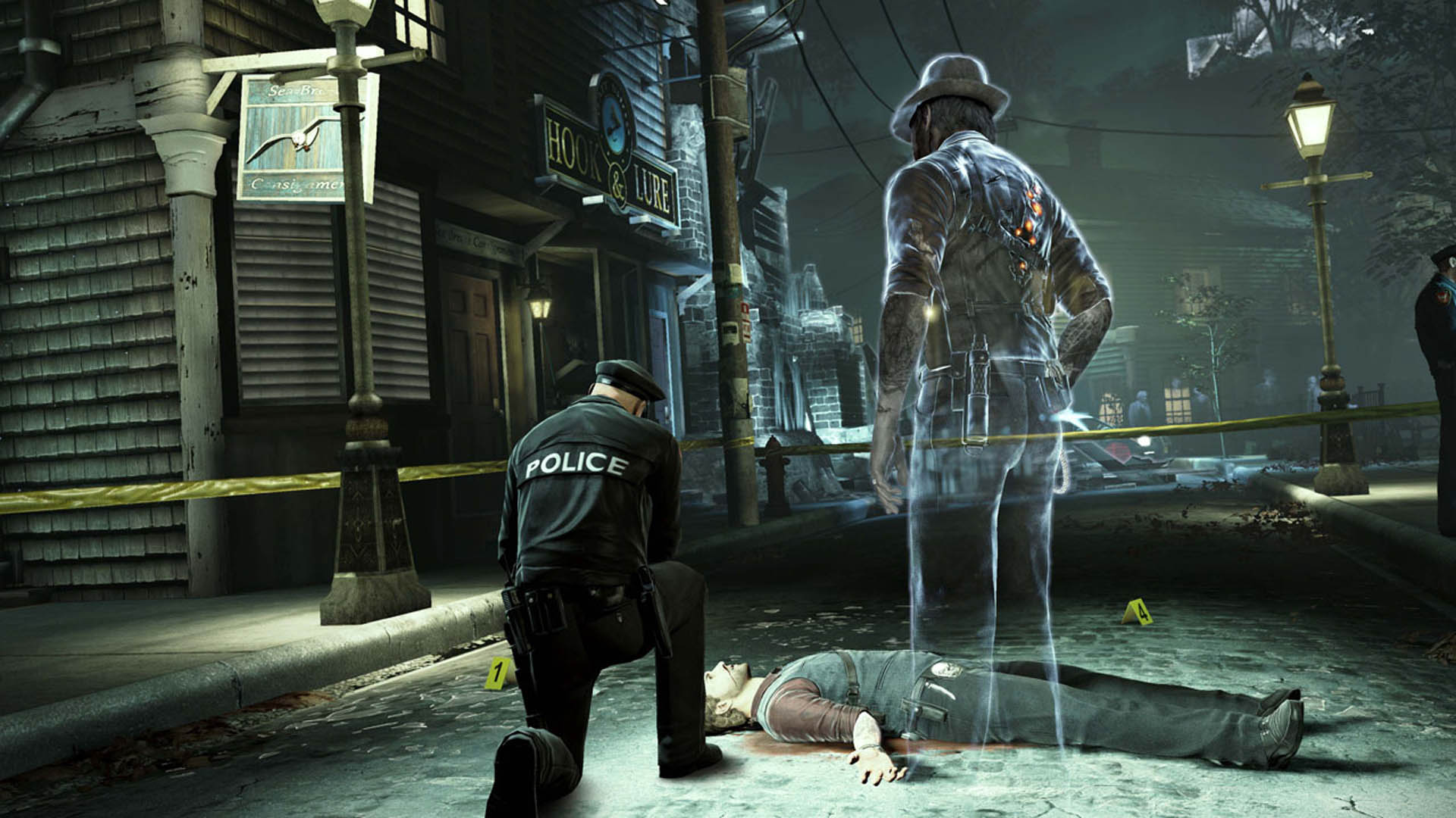 Скриншот №9 к Murdered Soul Suspect