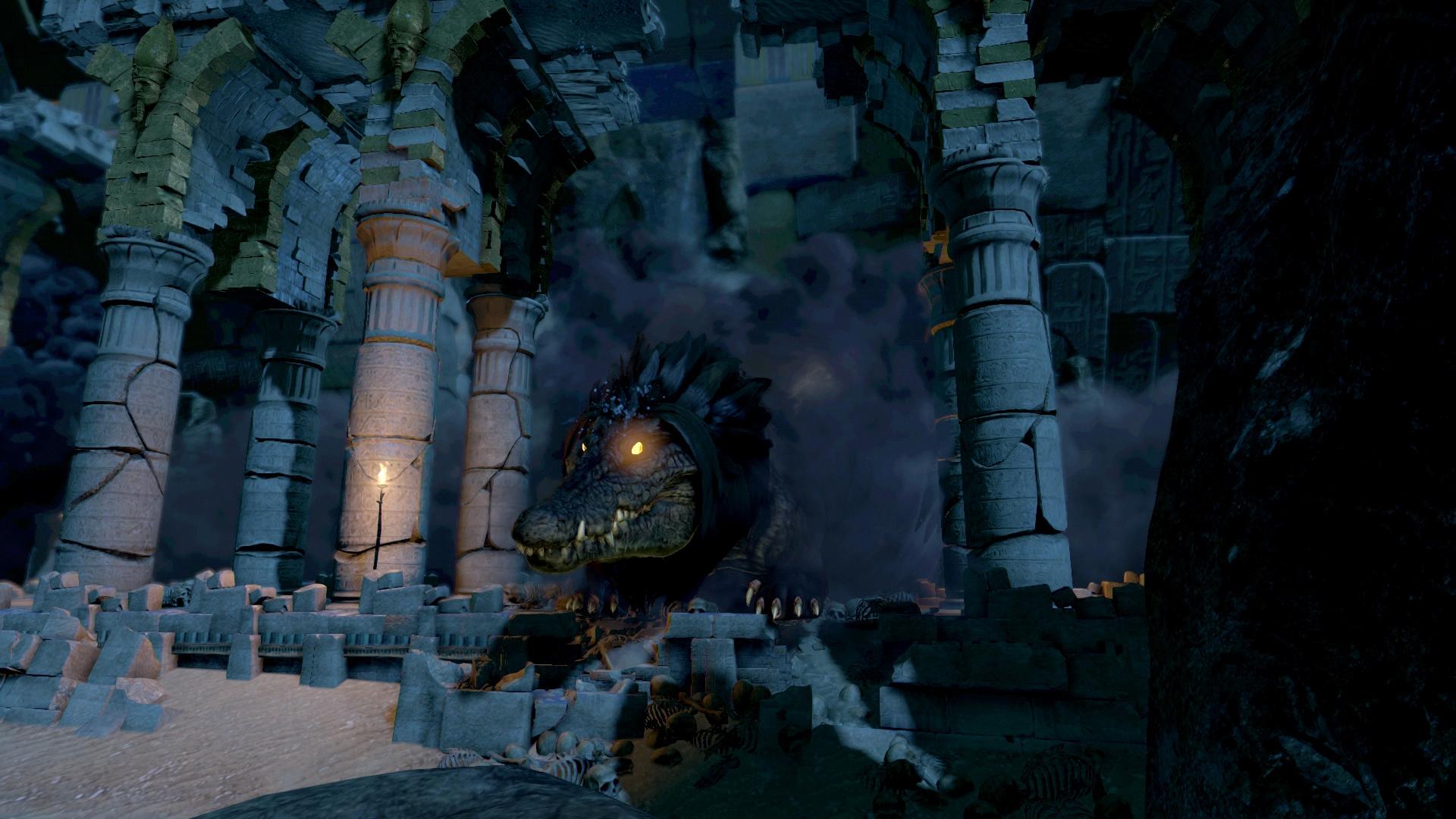 Скриншот №4 к Lara Croft and the Temple of Osiris