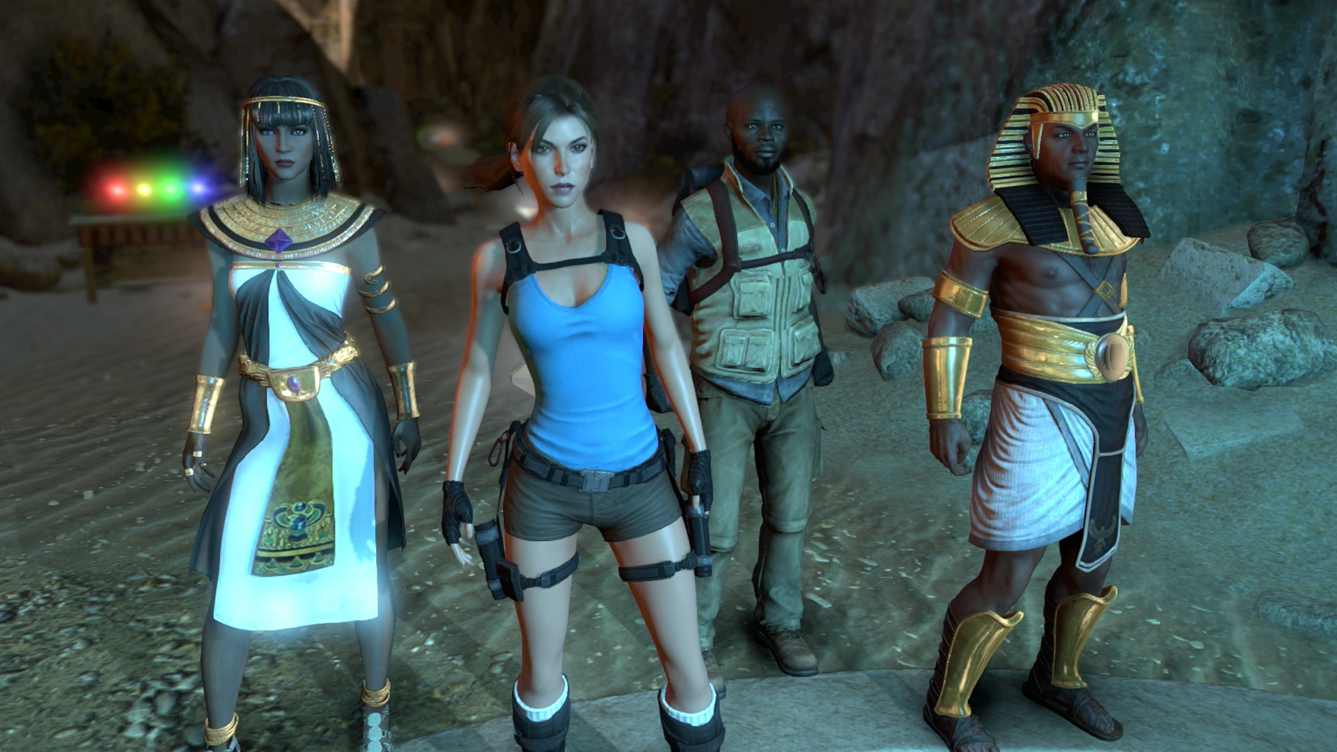Скриншот №10 к Lara Croft and the Temple of Osiris