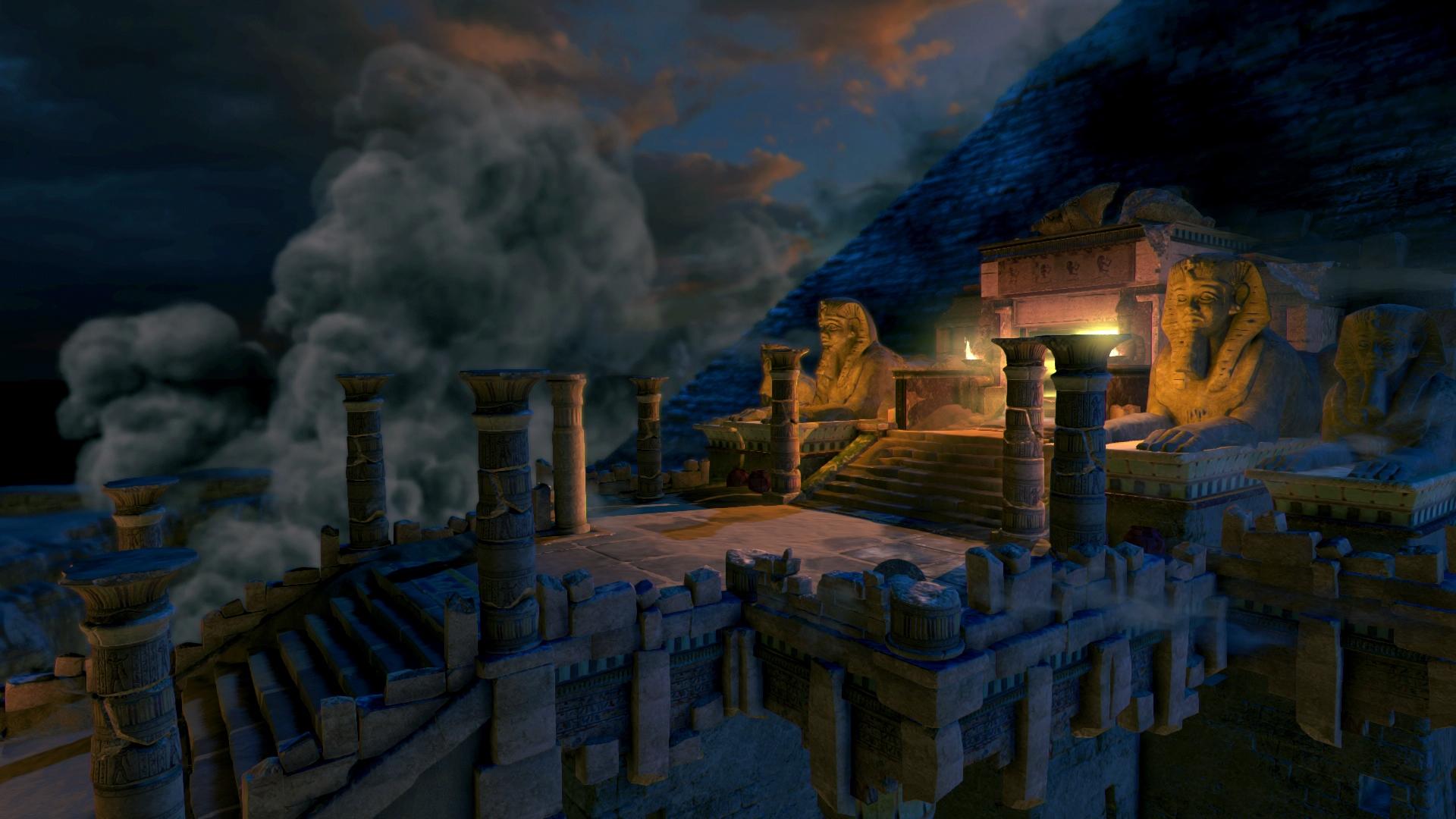 Скриншот №6 к Lara Croft and the Temple of Osiris