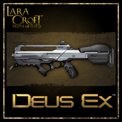 Lara Croft and the Temple of Osiris: Deus Ex Pack