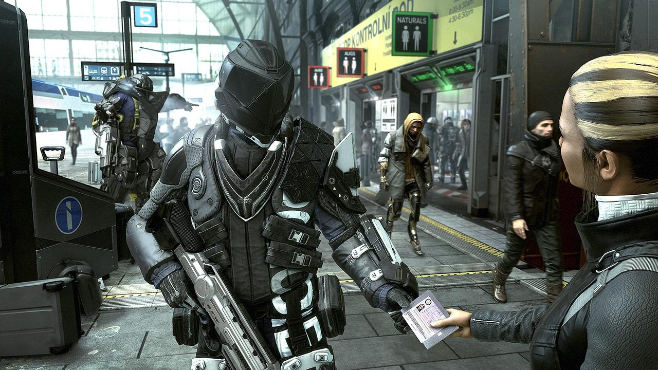 Скриншот №9 к Deus Ex Mankind Divided