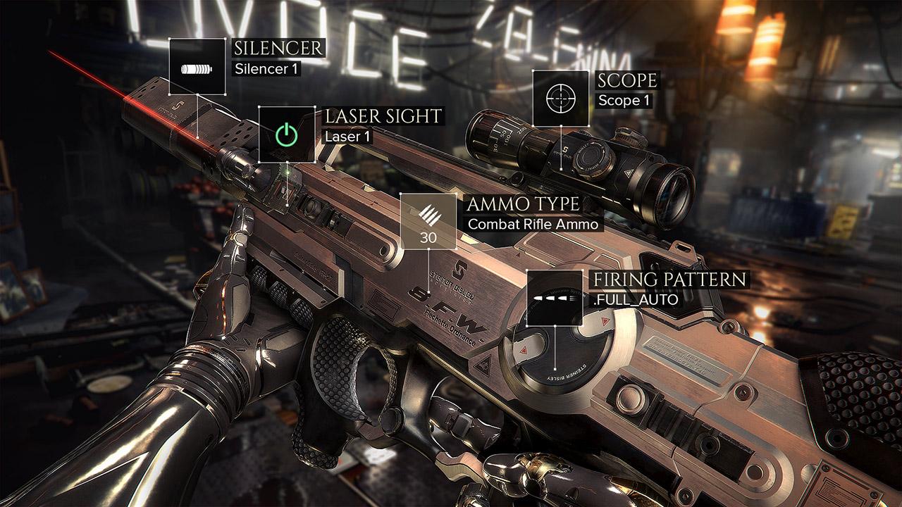 Скриншот №2 к Deus Ex Mankind Divided