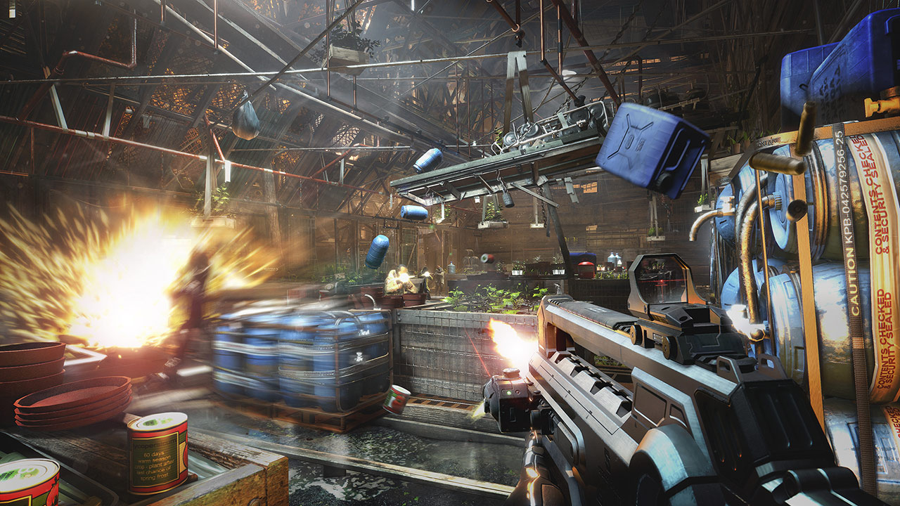 Скриншот №1 к Deus Ex Mankind Divided