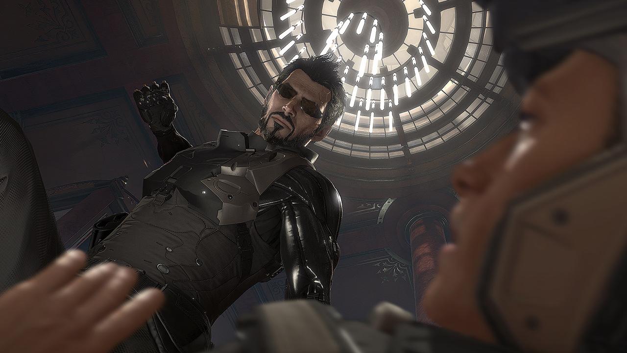 Скриншот №2 к Deus Ex Mankind Divided — люксовое цифровое издание