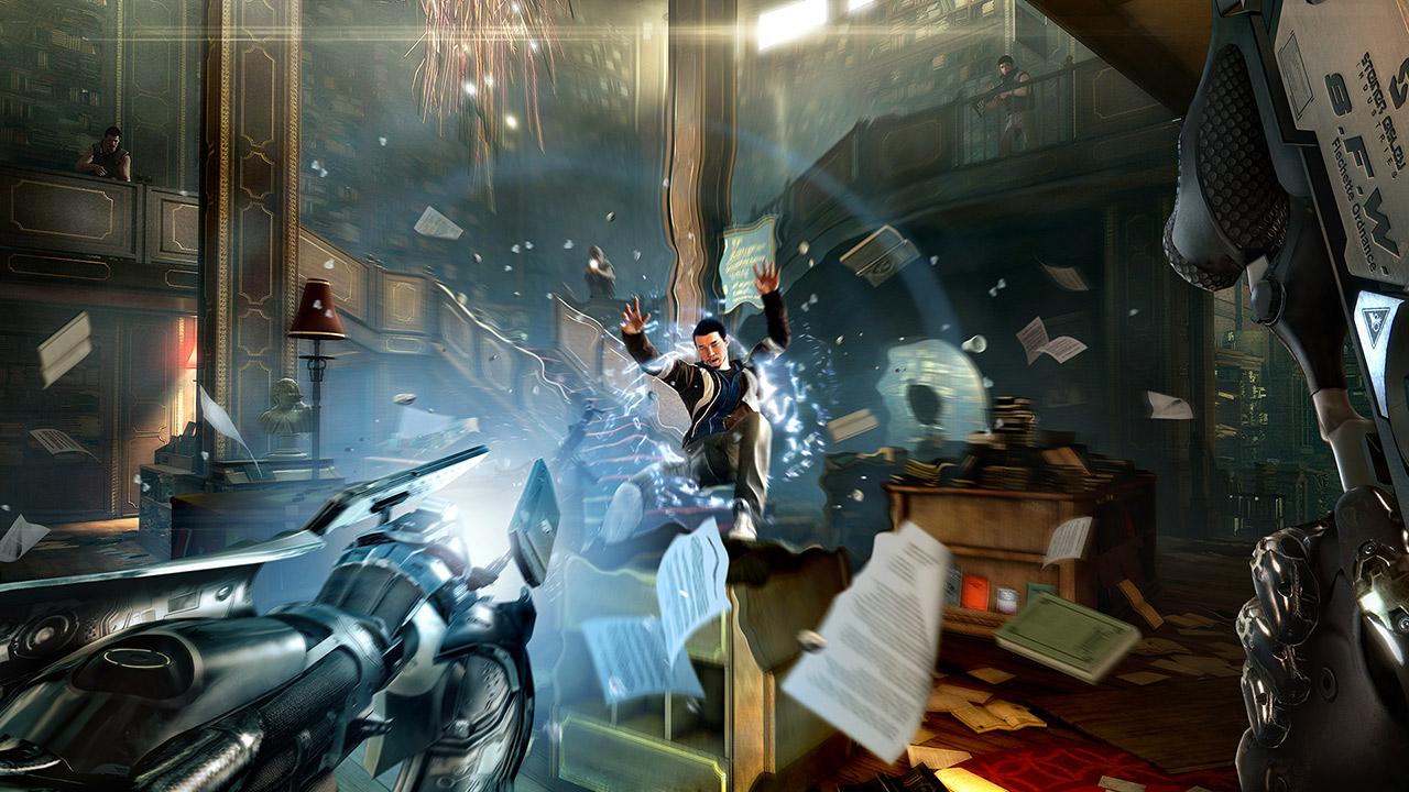 Скриншот №3 к Deus Ex Mankind Divided — люксовое цифровое издание