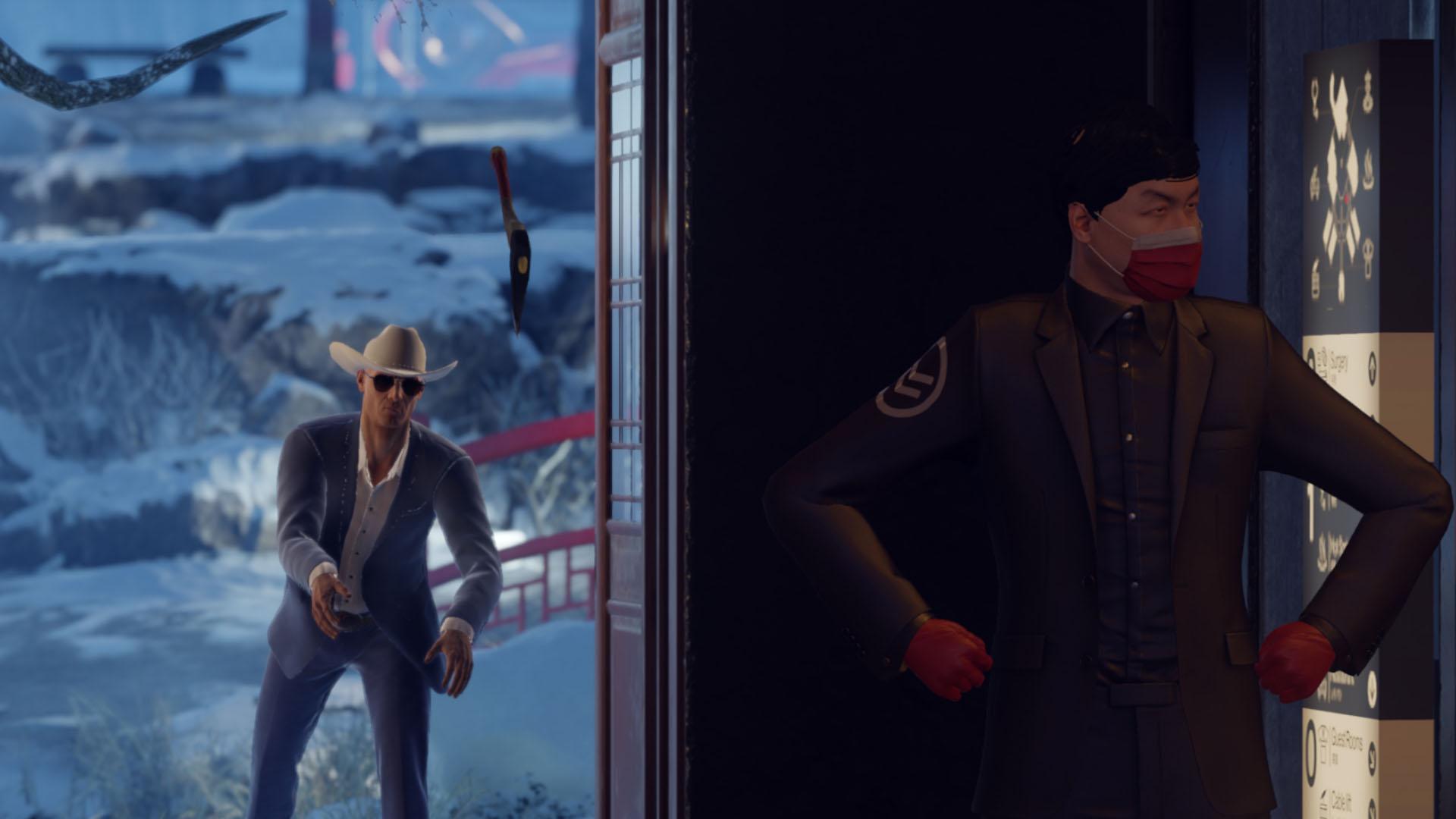 Скриншот №5 к HITMAN улучшение до издания «Игра года»