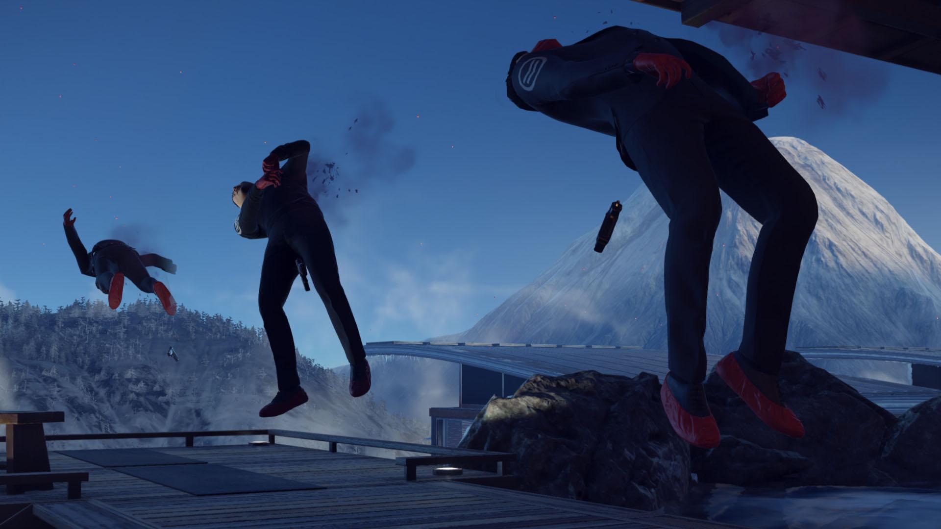 Скриншот №7 к HITMAN улучшение до издания «Игра года»