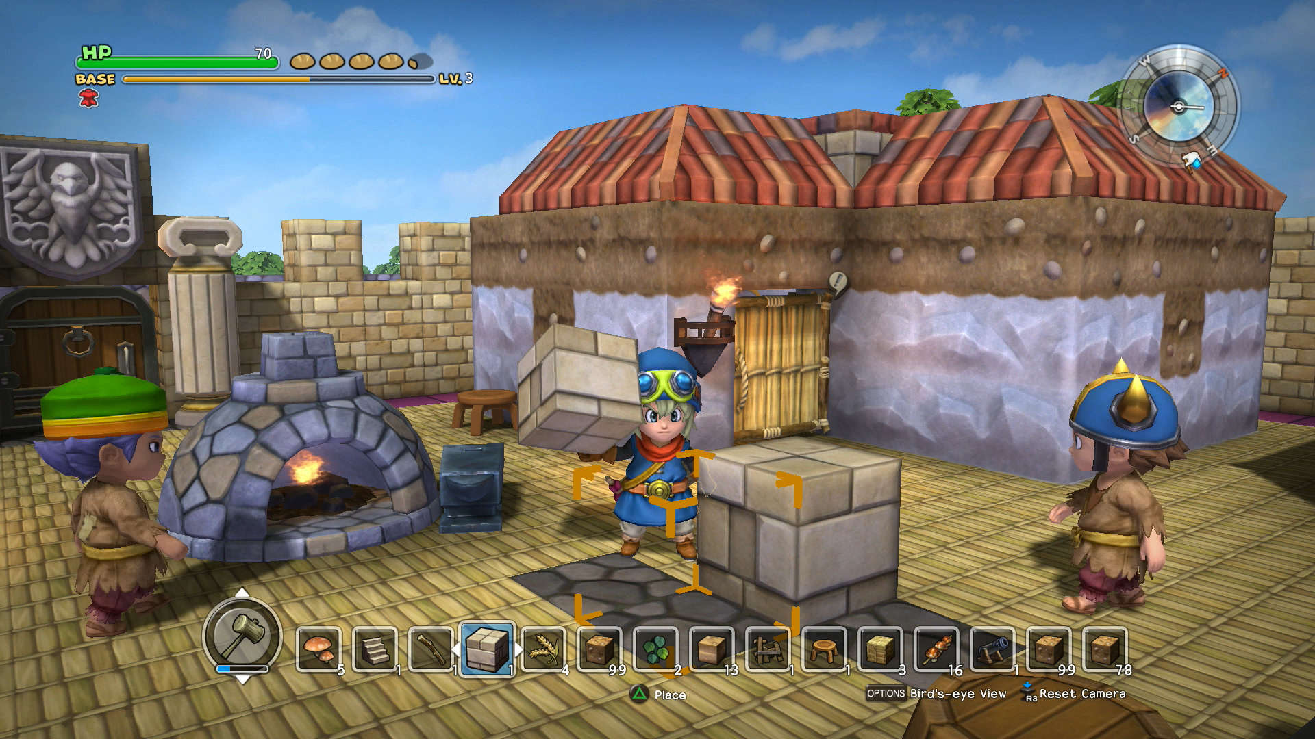 dragon quest builders� on ps4 official playstation�store uk