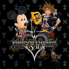 Предзаказ KINGDOM HEARTS HD 1.5+2.5 ReMIX