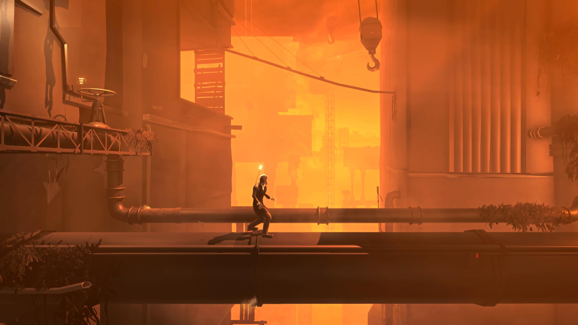 Скриншот №3 к Black the Fall