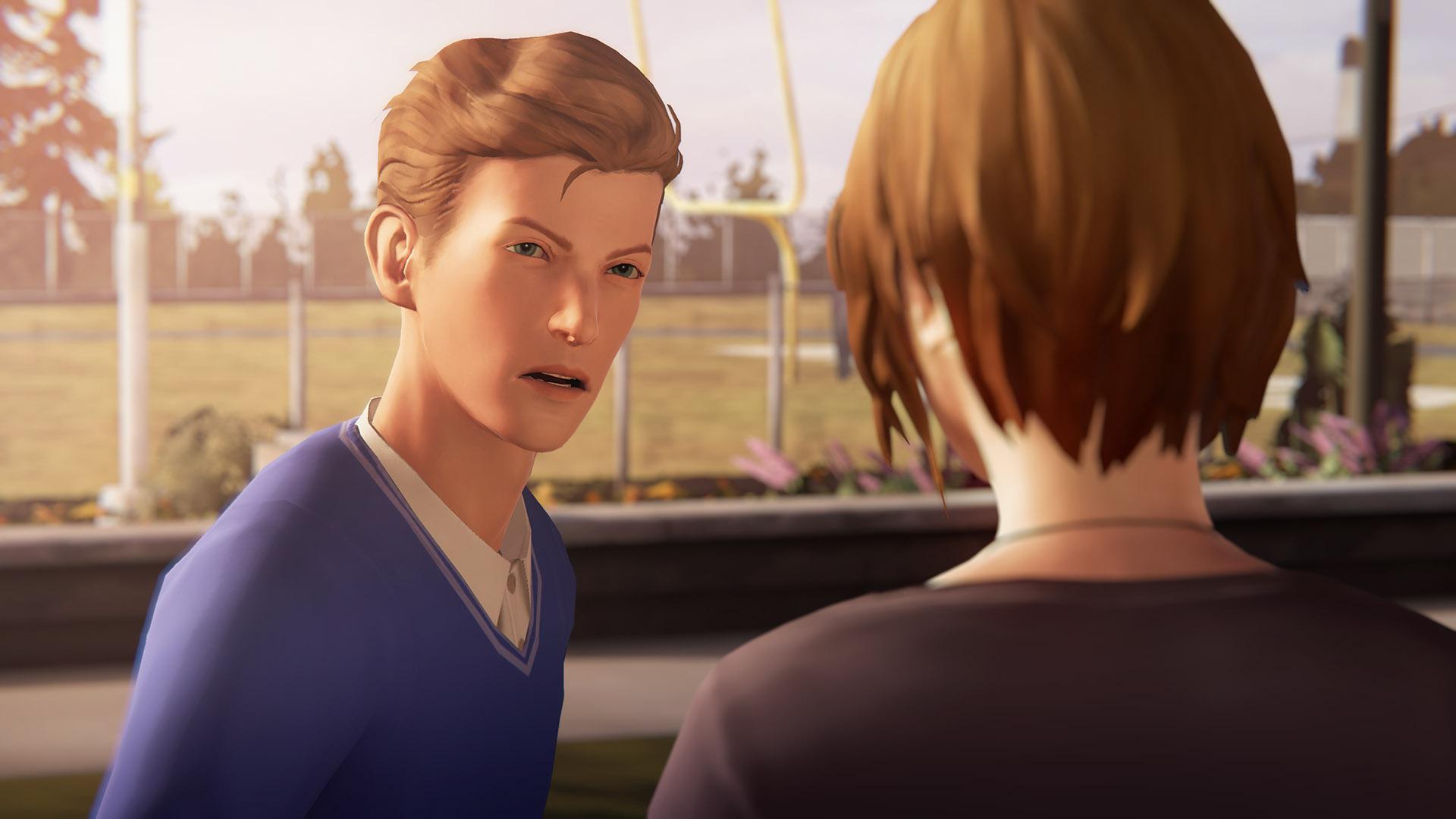 Скриншот №8 к Life is Strange Before the Storm– набор эпизодов 2 и 3