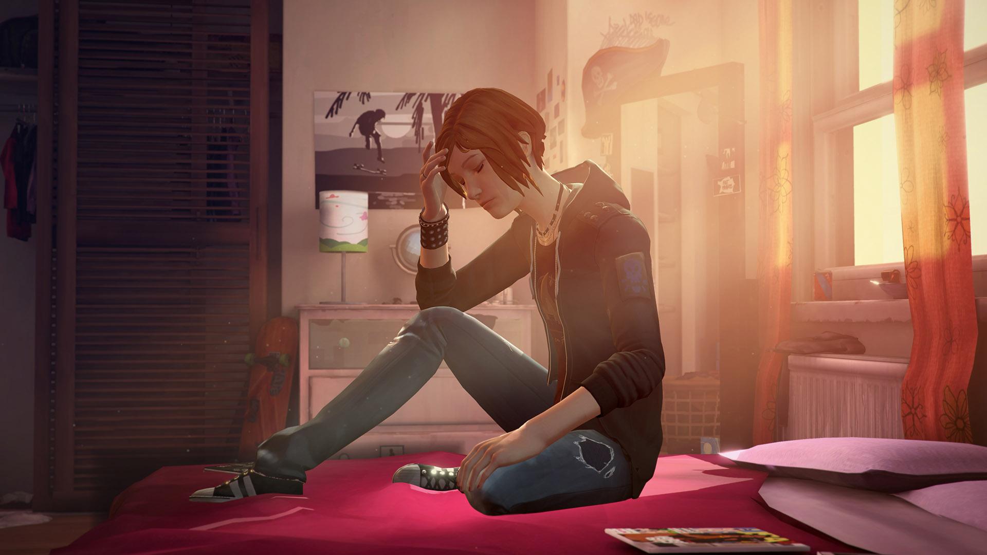 Скриншот №2 к Все эпизоды сезона Life is Strange Before the Storm