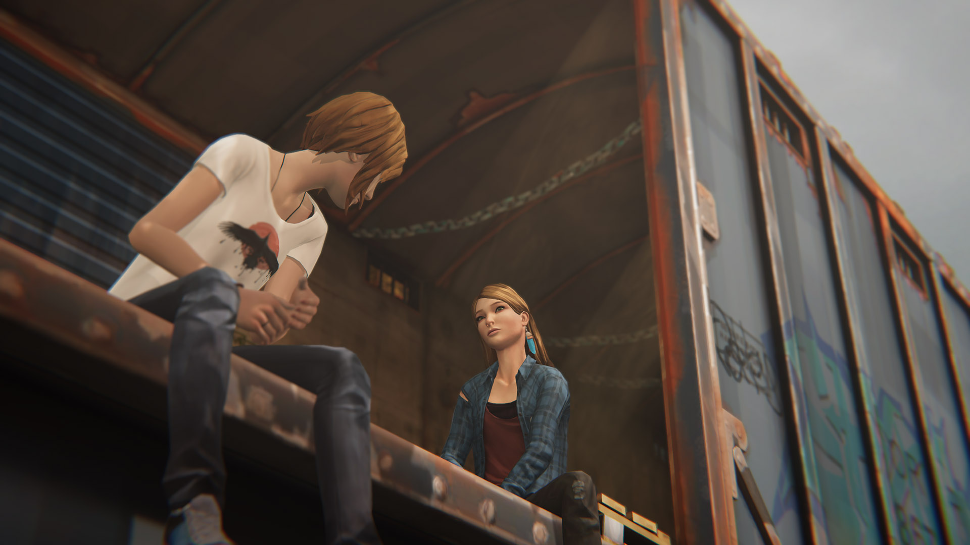 Скриншот №3 к Life is Strange Before the Storm Deluxe Edition